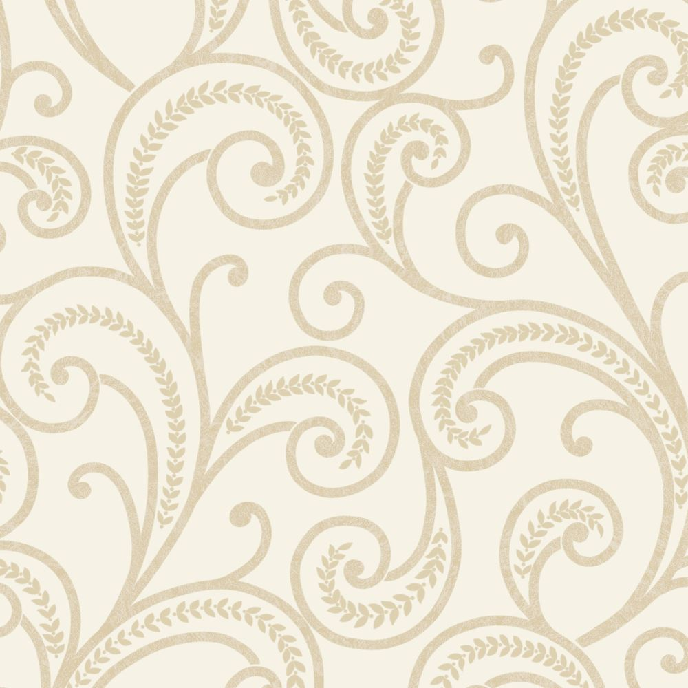 Glitter Willow Wallpaper