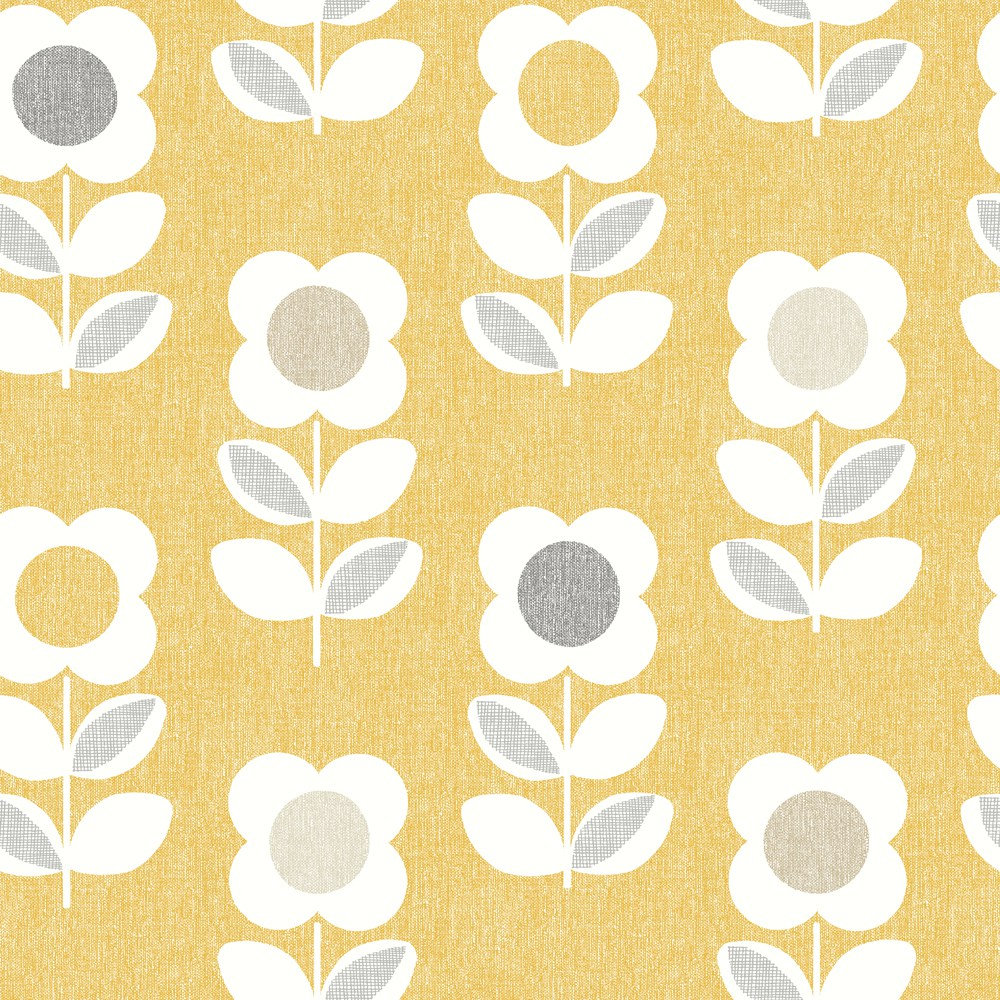Melgrano Floral Wallpaper