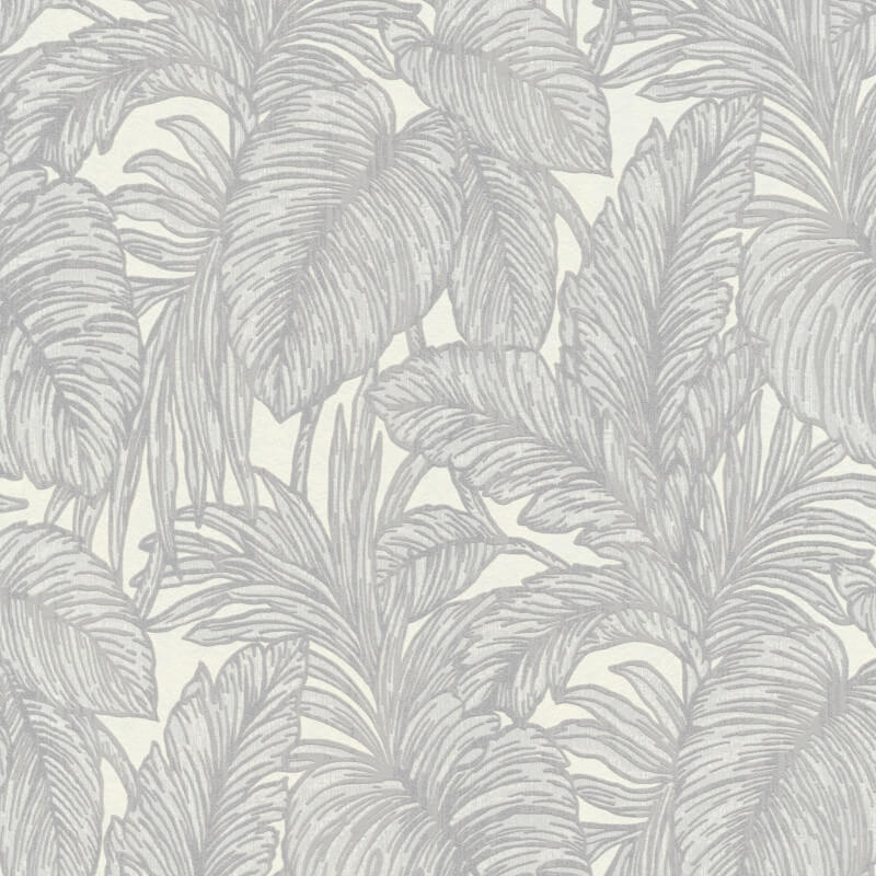 Deco Tropical Birds Wallpaper