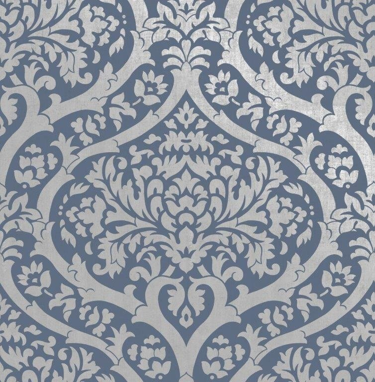 Amalfi Sequin Effect Italian Vinyl Wallpaper