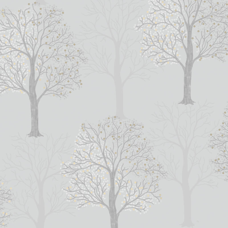 Retro Tree Wallpaper