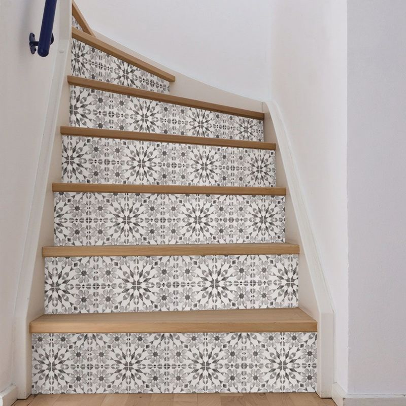 Catalan Peel & Stick Backsplash Adhesive Wall Tiles