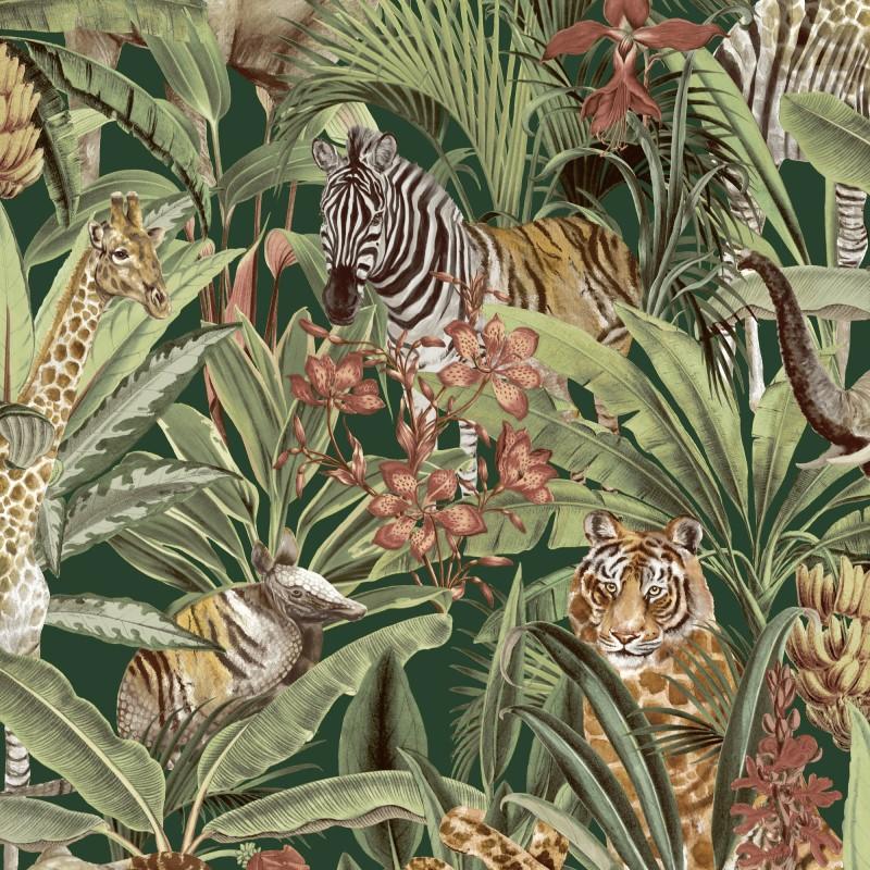 Safari Fusion Wallpaper