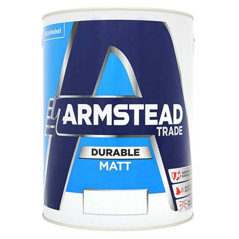Armstead Trade Durable Matt Paint - Colour Match