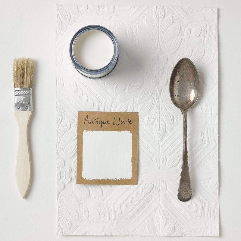 Rust-Oleum Kitchen Cupboard Paint - Antique White 750ml