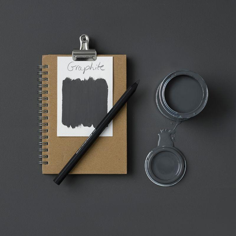 Rust-Oleum Kitchen Cupboard Paint - Graphite 750ml
