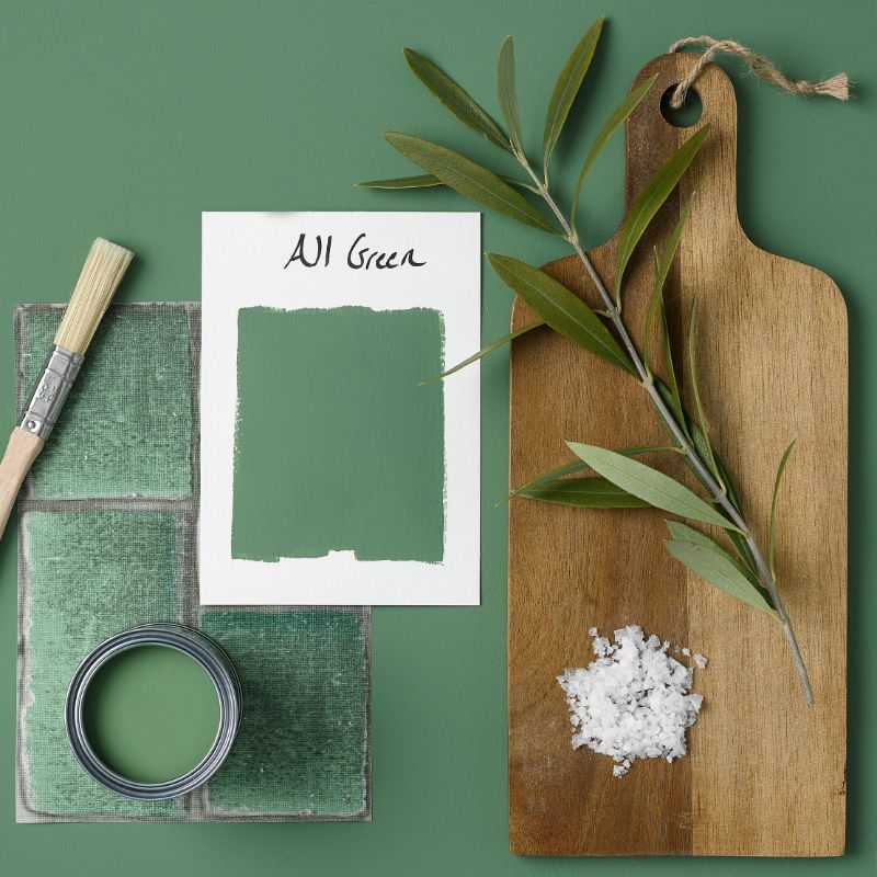 Rust-Oleum Kitchen Cupboard Paint - All Green 750ml