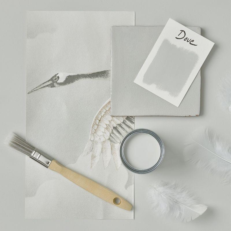 Rust-Oleum Kitchen Cupboard Paint - Dove 750ml