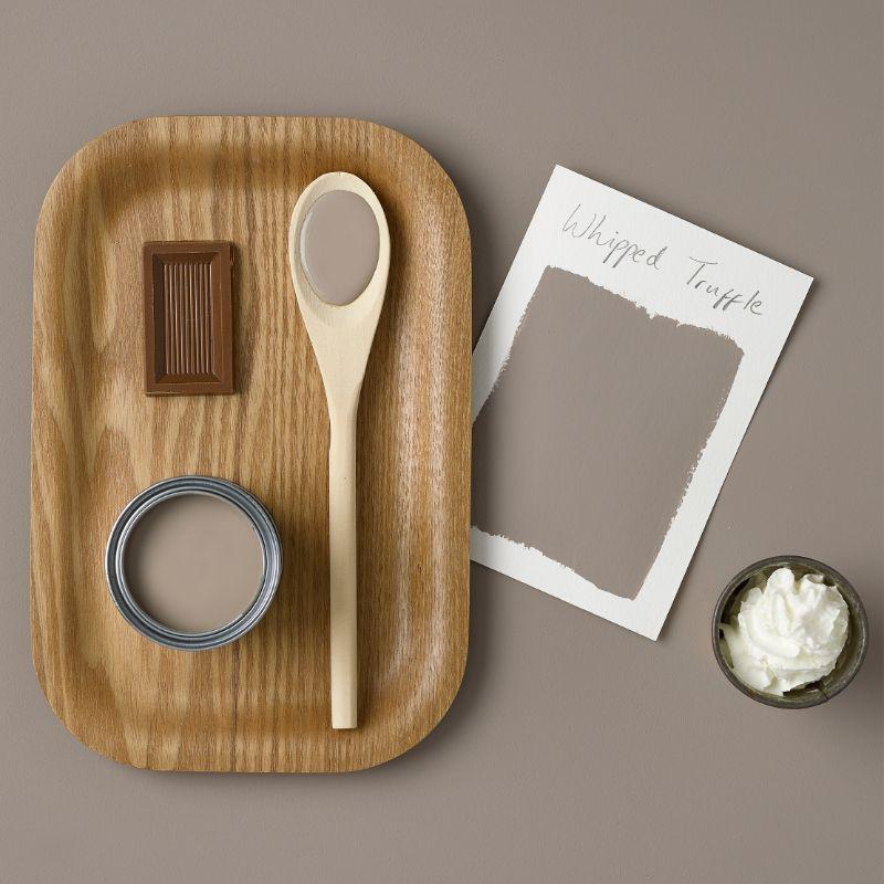 Rust-Oleum Kitchen Cupboard Paint - Whipped Truffle 750ml