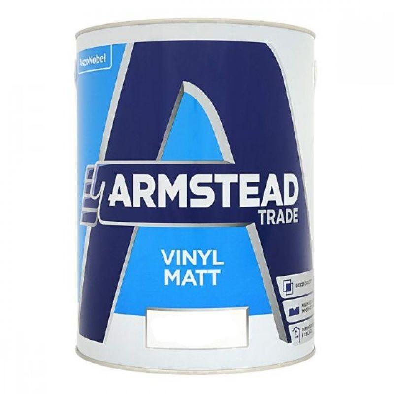 Armstead Trade Vinyl Matt Paint - Colour Match