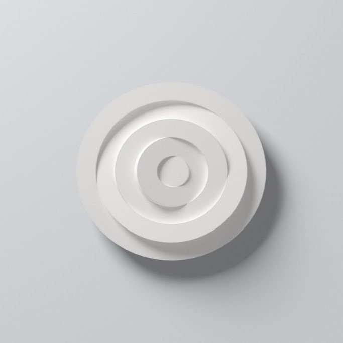 CR5 Arstyl® Modern Ceiling Rose