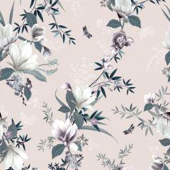 Lipsy Lotus Floral Wallpaper - Blush