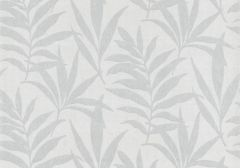 Camellia Verdi Wallpaper Silver