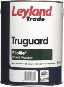 Leyland Trade Truguard Pliolite Based Masonry Paint
