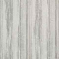 Tephra Stripe Wallpaper Grey