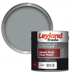 Leyland Heavy Duty Floor Paint | 5L | Nimbus Grey