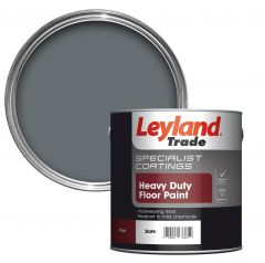 Leyland Heavy Duty Floor Paint 5L Slate
