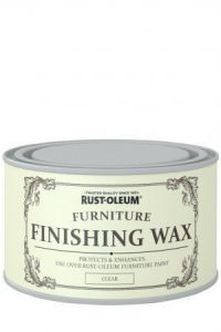 Rust-Oleum Furniture Finishing Wax Clear