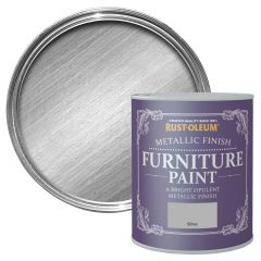 Rust-Oleum Metallic Finish Furniture Paint