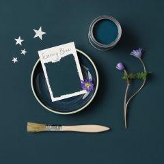 Rust-Oleum Matt Furniture Paint Evening Blue 750ml