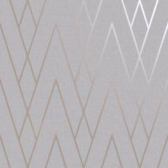 Duo Chevron DCO Exclusive Wallpaper Champagne
