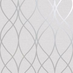 Duo Wave DCO Exclusive Wallpaper Grey