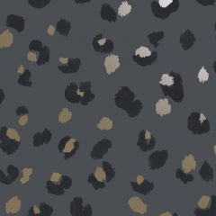 Mali Leopard DCO Exclusive Wallpaper Navy