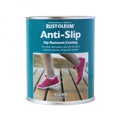 Anti-Slip Slip Resistant Coating