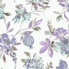 Melgrano Floral Wallpaper Heather