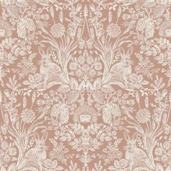 Harlen Woodland Wallpaper Copper