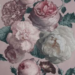 Highgrove Floral Wallpaper Blush/Pink