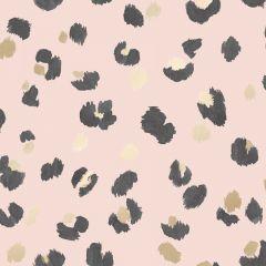 Amur Leopard Wallpaper Pink