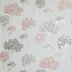Anya Floral Wallpaper Blush