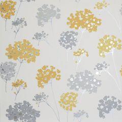 Anya Floral Wallpaper Ochre