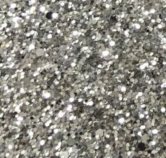Luxury Sparkle Glitter Wallpaper Silver