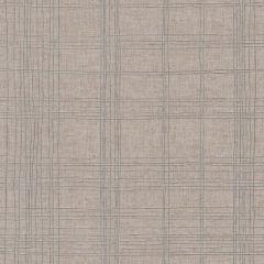 Ava Metropolitan Stories Stripe Wallpaper Grey