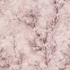 Glitter Tree Blossom Wallpaper Pink