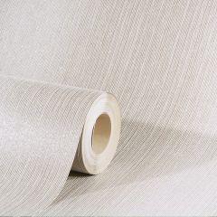 Omega Glitter Plain Wallpaper Silver & Grey