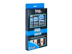 Axus Pro Blue Brush (3 Pack)