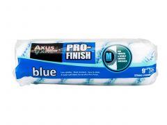 "Axus Blue Pro Finish Roller Sleeve Medium Pile 9"""