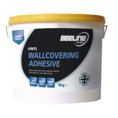 Beeline All Purpose Ready Mix Wallpaper Adhesive  Large 9kg Tub