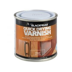 Blackfriar Quick Drying Varnish 500ml