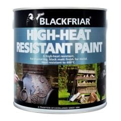 High-Heat Resistant Paint