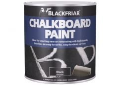 Chalkboard Paint Black 500mls