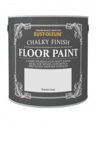 Chalky Finish Floor Paint