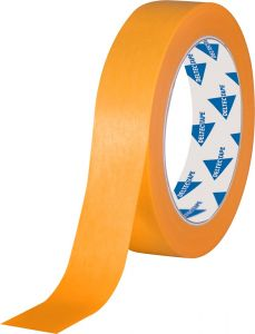 Professional Decorating Low Tac Masking Tape Gold