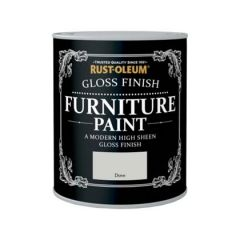 Rust-Oleum Gloss Finish Furniture Paint Dove