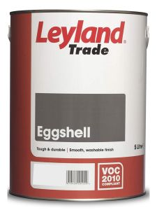 Leyland Trade Eggshell (Solvent-Based) - Colour Match