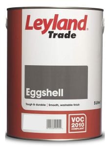 Leyland Trade Eggshell - Colour Match