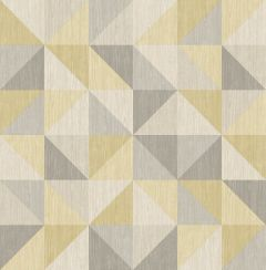 Puzzle Geometric Triangle Wallpaper